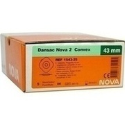 DANSAC Nova 2 Basispl.stand.conv.RR43 25-30mm