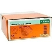 DANSAC Nova 2 Basispl.stand.conv.RR43 30mm