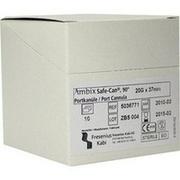 AMBIX Safe-Can Portpunkt.Kan.20 Gx37 mm gebogen