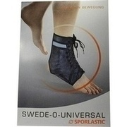 SWEDE-O-UNIVERSAL Sprunggel.ort.Gr.2 schwarz 07072