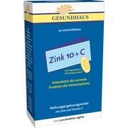 ZINK 10+C Lutschtabletten