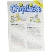CHIPLISTE Leporello