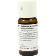 EQUISETUM ARVENSE Silicea cultum D 3 Dilution