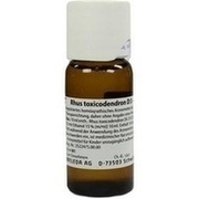 RHUS TOXICODENDRON D 3 Dilution