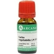 CARBO VEGETABILIS LM 18 Dilution