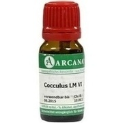 COCCULUS LM 6 Dilution