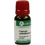 CUPRUM METALLICUM LM 6 Dilution