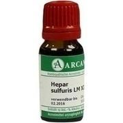HEPAR SULFURIS LM 12 Dilution