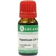 HYPERICUM LM 6 Dilution