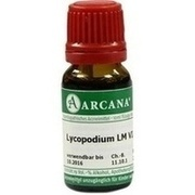 LYCOPODIUM LM 6 Dilution