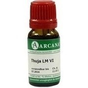 THUJA LM 6 Dilution