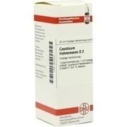 CAUSTICUM HAHNEMANNI D 2 Dilution
