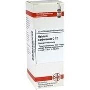 NATRIUM CARBONICUM D 12 Dilution