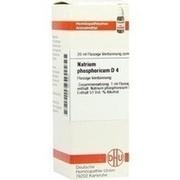 NATRIUM PHOSPHORICUM D 4 Dilution
