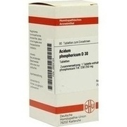 ACIDUM PHOSPHORICUM D 30 Tabletten