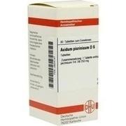 ACIDUM PICRINICUM D 6 Tabletten