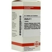 ALFALFA D 1 Tabletten