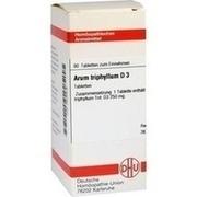 ARUM TRIPHYLLUM D 3 Tabletten