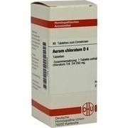 AURUM CHLORATUM D 4 Tabletten