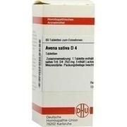 AVENA SATIVA D 4 Tabletten
