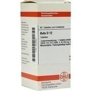 BUFO D 12 Tabletten