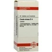 CICUTA VIROSA D 4 Tabletten