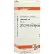 COCCULUS D 8 Tabletten