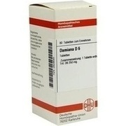 DAMIANA D 6 Tabletten