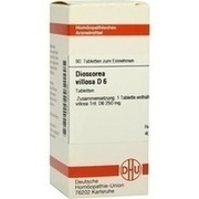 DIOSCOREA VILLOSA D 6 Tabletten