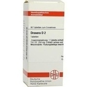 DROSERA D 2 Tabletten