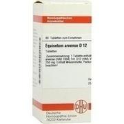 EQUISETUM ARVENSE D 12 Tabletten