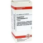 GNAPHALIUM POLYCEPHALUM D 3 Tabletten