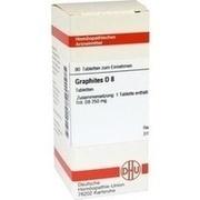 GRAPHITES D 8 Tabletten