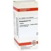 KREOSOTUM D 12 Tabletten