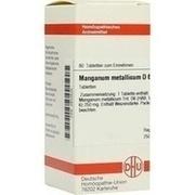 MANGANUM METALLICUM D 6 Tabletten