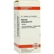 NATRIUM CHLORATUM D 3 Tabletten