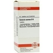 SENECIO AUREUS D 6 Tabletten