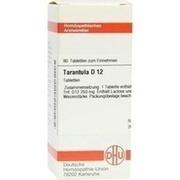 TARANTULA D 12 Tabletten