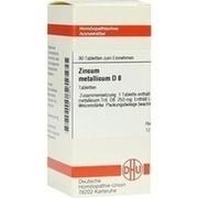 ZINCUM METALLICUM D 8 Tabletten