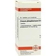ZINCUM PHOSPHORICUM D 6 Tabletten