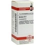 ARNICA D 2 Globuli