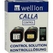WELLION CALLA Kontrolllösung Stufe 1