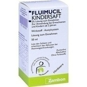 FLUIMUCIL Kindersaft
