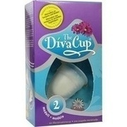 DIVA CUP Menstruations Kappe Gr.2