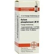 LM KALIUM phosphoricum VI Dilution
