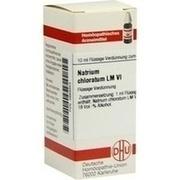 LM NATRIUM chloratum VI Dilution