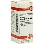 LM NATRIUM chloratum XXX Dilution