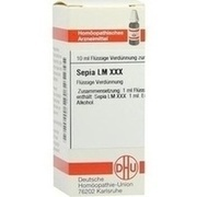 LM SEPIA XXX Dilution