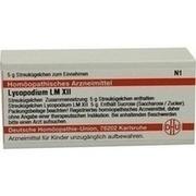 LM LYCOPODIUM XII Globuli