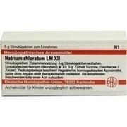 LM NATRIUM chloratum XII Globuli